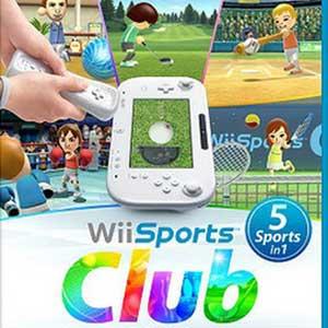 Comprar Sports Club Golf Nintendo Wii U Descargar Código Comparar precios