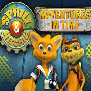 Comprar Sprill and Richies Adventures in Time CD Key Comparar Precios