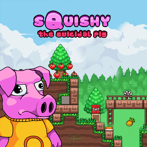 Comprar Squishy the Suicidal Pig CD Key Comparar Precios