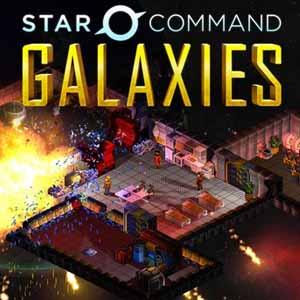 Comprar Star Command Galaxies CD Key Comparar Precios