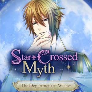 Star-Crossed Myth The Department of Wishes Constellations of Love Teorus