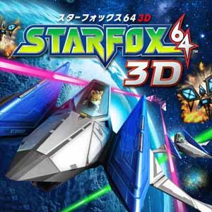 Comprar Star Fox 64 3D Nintendo 3DS Descargar Código Comparar precios