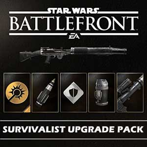 Comprar Star Wars Battlefront Survivalist Upgrade Pack CD Key Comparar Precios