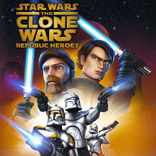 Star Wars The Clone Wars Republic Heroes