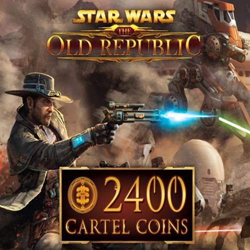 Comprar Star Wars The Old Republic 2400 Cartel Coins Tarjeta Prepago Comparar Precios