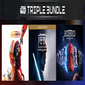Comprar Star Wars Triple Bundle CD Key Comparar Precios