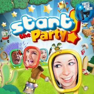 Comprar Start The Party PS3 Code Comparar Precios