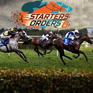 Comprar Starters Orders 6 Horse Racing CD Key Comparar Precios
