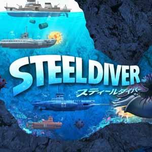 Comprar Steel Diver Nintendo 3DS Descargar Código Comparar precios