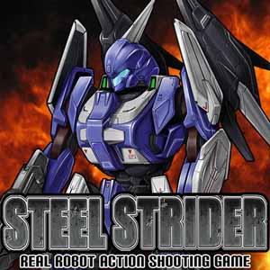 Comprar STEEL STRIDER CD Key Comparar Precios