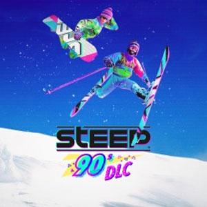 Comprar STEEP 90's DLC CD Key Comparar Precios