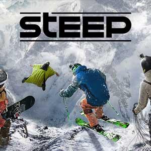 Comprar Steep Xbox One Code Comparar Precios