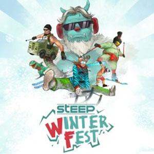 Comprar STEEP Winterfest Pack Ps4 Barato Comparar Precios