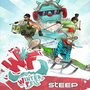Comprar Steep Winterfest Pack CD Key Comparar Precios