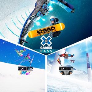 Comprar STEEP X Games Pass Ps4 Barato Comparar Precios