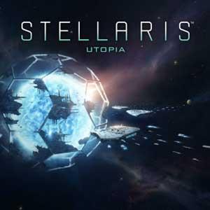 Comprar Stellaris Utopia CD Key Comparar Precios