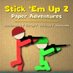 Comprar Stick Em Up 2 Paper Adventures CD Key Comparar Precios
