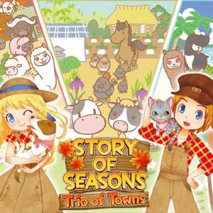 Comprar Story of Seasons Trio of Towns 3DS Descargar Código Comparar precios