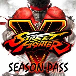 Comprar Street Fighter 5 Season Pass CD Key Comparar Precios