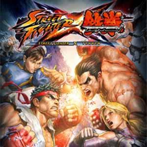 Comprar Street Fighter X Tekken Xbox 360 Code Comparar Precios