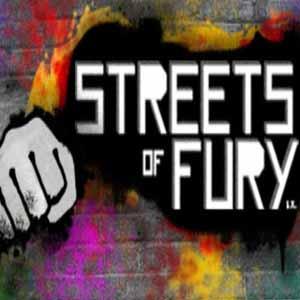 Comprar Streets of Fury EX CD Key Comparar Precios