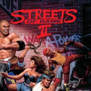 Comprar Streets of Rage 2 CD Key Comparar Precios