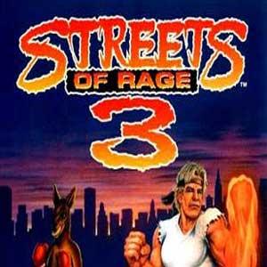 Comprar Streets of Rage 3 CD Key Comparar Precios