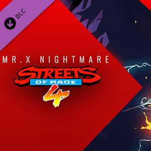 Comprar Streets Of Rage 4 Mr. X Nightmare Xbox One Barato Comparar Precios