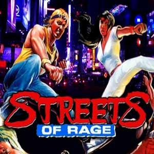 Comprar Streets of Rage CD Key Comparar Precios