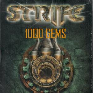 Comprar Strife 1000 Gems Tarjeta Prepago Comparar Precios