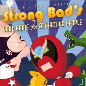 Comprar Strong Bads Cool Game for Attractive People Season 1 CD Key Comparar Precios