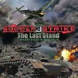 Comprar Sudden Strike The Last Stand CD Key Comparar Precios