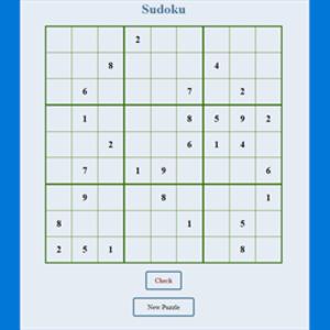 Sudoku Monster