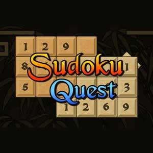 Comprar Sudoku Quest CD Key Comparar Precios