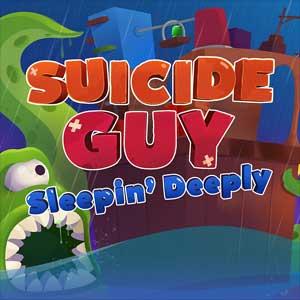 Comprar Suicide Guy Sleepin Deeply Ps4 Barato Comparar Precios