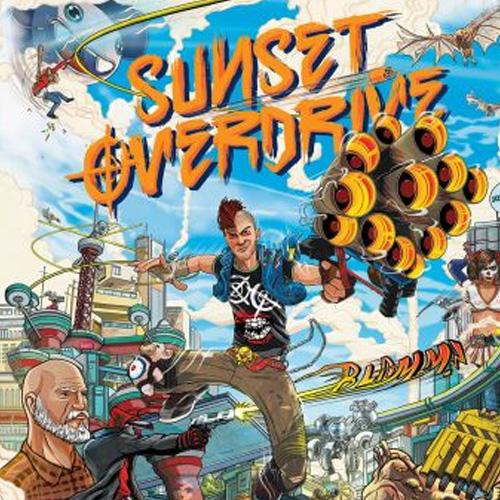 Comprar Sunset Overdrive Xbox One Code Comparar Precios