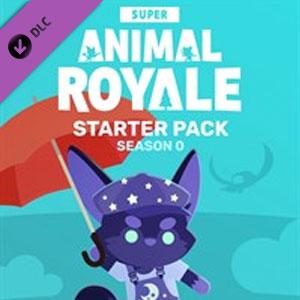 Super Animal Royale Starter Pack