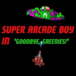 Super Arcade Boy in Goodbye Greenies