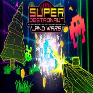 Super Destronaut Land Wars