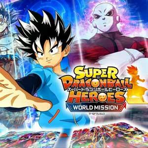 Comprar Super Dragon Ball Heroes World Mission Nintendo Switch Barato comparar precios