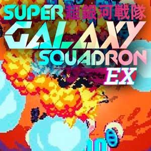 Comprar Super Galaxy Squadron EX CD Key Comparar Precios