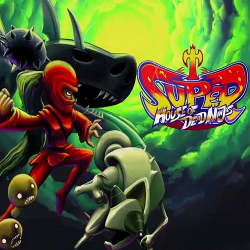 Comprar Super House of Dead Ninjas CD Key Comparar Precios