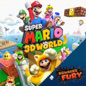 Comprar Super Mario 3D World + Bowser's Fury Nintendo Switch Barato comparar precios