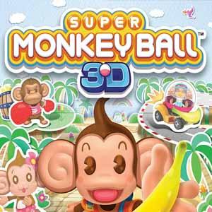 Comprar SUPER MONKEY BALL Nintendo 3DS Descargar Código Comparar precios