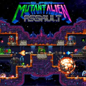 Comprar Super Mutant Alien Assault CD Key Comparar Precios