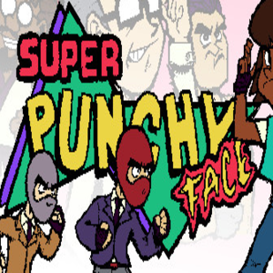 Super Punchy Face