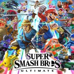 Comprar Super Smash Bros Ultimate Fighters Pass Nintendo Switch Barato comparar precios