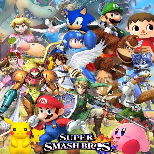 Comprar Super Smash Bros Nintendo Wii U Descargar Código Comparar precios