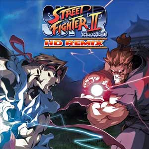 Comprar Super Street Fighter 2 Turbo HD Remix PS3 Code Comparar Precios