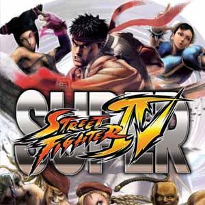 Comprar Super Street Fighter 4 Xbox 360 Code Comparar Precios